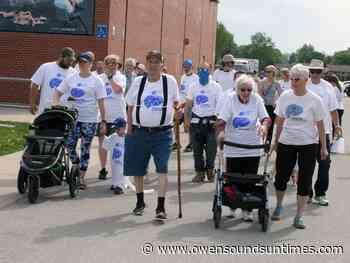 Alzheimer Society urges community to join annual fundraiser walk - Owen Sound Sun Times