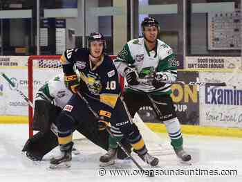 Around The AJHL: Let's try this again shall we - Owen Sound Sun Times