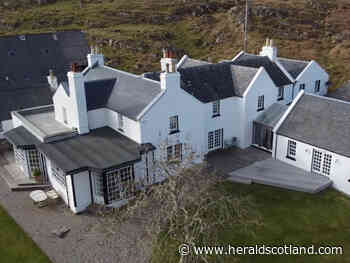 Colonsay Hotel , with views of Jura, put up for sale - HeraldScotland