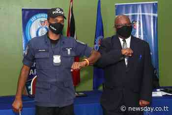 La Romaine policeman recognised for good deed - TT Newsday