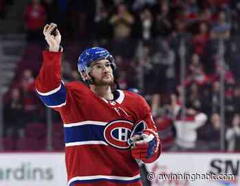 Montreal Canadiens: This is About More than Hockey - A Winning Habit