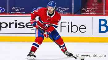 Drouin taking indefinite leave of absence from Canadiens - NHL.com