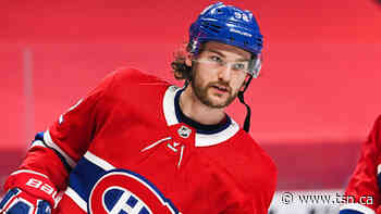 Canadiens' Drouin to take indefinite leave of absence - TSN