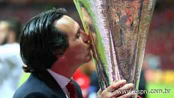 'Senhor Europa League': Unai Emery reencontra o Arsenal na luta para ser o maior vencedor do torneio - ESPN.com.br