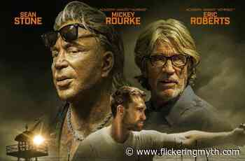 Trailer for prison action thriller Night Walk starring Mickey Rourke, Eric Roberts and Sean Stone - Flickering Myth