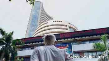 Sensex sees a big fall, slumps 984 points, Nifty ends below 14,650; financial stocks lead sell off