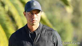 Golf News: Tiger Woods nach Autounfall orientierungslos - Sky Sport