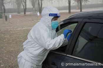 Dopo 1.600 tamponi anti Covid effettuati chiude il drive through di Melzo - Prima la Martesana