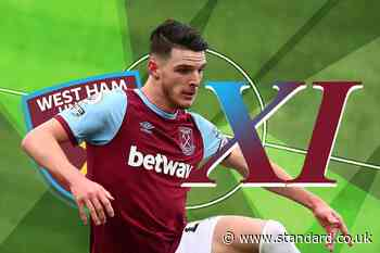 West Ham XI vs Burnley: Predicted lineup, confirmed team news, injury latest for Premier League