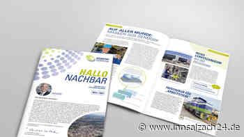 Burgkirchen: Chemiepark Gendorf veröffentlicht Infomagazin für Nachbarn - innsalzach24.de