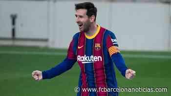 Messi se aleja de Benzema y pone el turbo en la carrera por el Pichichi - FC Barcelona Noticias