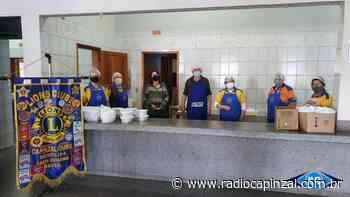 Lions Clube Capinzal/Ouro reeditou com sucesso a tradicional buchada - Rádio Capinzal