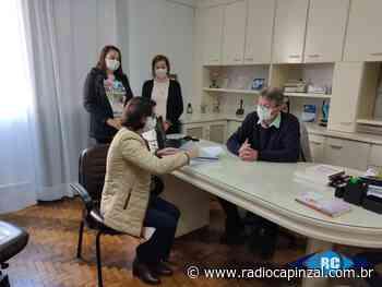 Prefeitura de Capinzal assina convênio com a Associação de Pais e Amigos dos Autistas - Rádio Capinzal