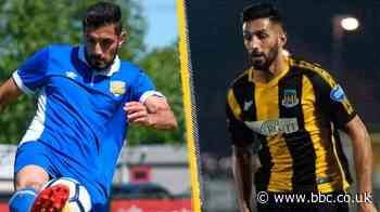 FA Vase final: Amar and Arjun Purewal hoping to 'break barriers' at Wembley