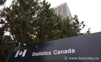 Early estimate from Statistics Canada shows economic growth slowed in Q1