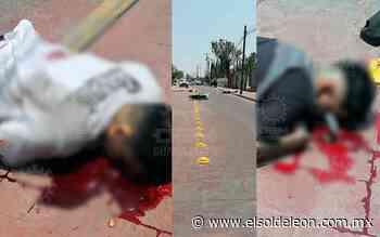 Matan a balazos a dos motociclistas, en Purísima del Rincón - El Sol de León