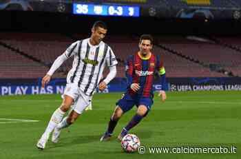 Calciomercato Juventus, bomba dalla Spagna: Ronaldo e Messi insieme! - CalcioMercato.it