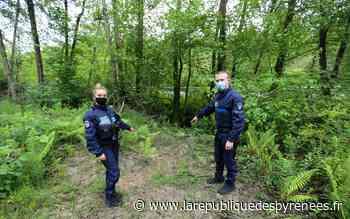 Deux policiers municipaux de Lescar sauvent un septuagénaire perdu et empêtré dans la boue - La République des Pyrénées