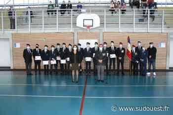 Lescar : les cadets de l'UNC ont reçu leur diplôme - Sud Ouest
