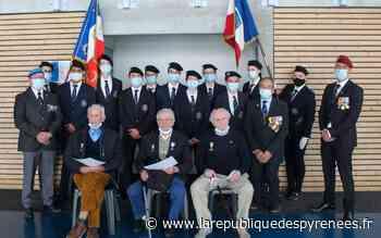 Anciens combattants de Lescar : les cadets diplômés - La République des Pyrénées