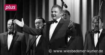 Mainzer Hofsänger trauern um Sänger Volker Allendorf - Wiesbadener Kurier