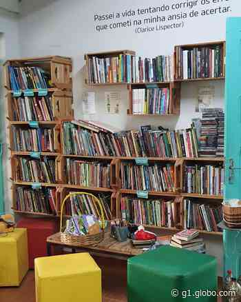 ONG de Itu realiza Feira do Livro para arrecadar fundos - G1