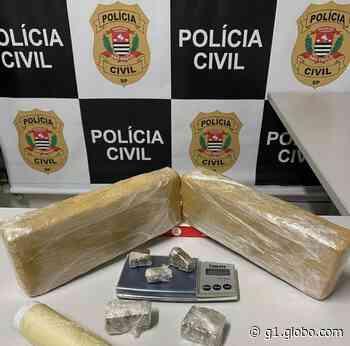 Homem é preso suspeito de vender maconha por 'delivery' em Itu - G1