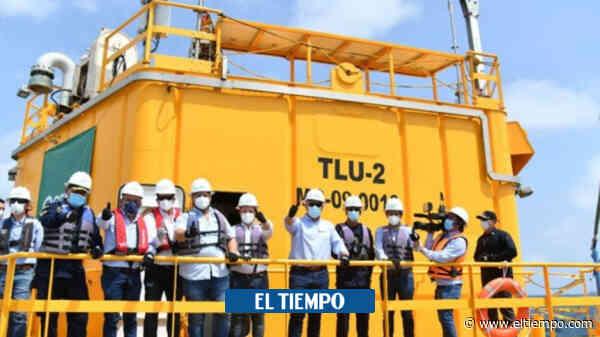 Beneficios para Sucre con la nueva plataforma marina frente a Coveñas - El Tiempo