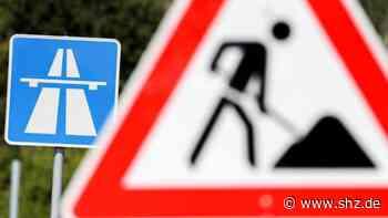 Brückenkreuz Bekdorf: B5: Sanierung von Schäden an der Abfahrt Meldorf/Hochdonn erfordert Vollsperrung | shz.de - shz.de