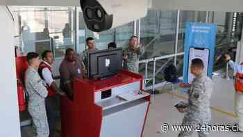 Evacúan aeropuerto de Iquique por tres casos positivos de COVID-19 - 24Horas.cl