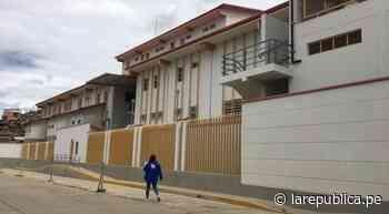 La Libertad: hospital de Otuzco y Santiago de Chuco tendrán planta de oxígeno - LaRepública.pe