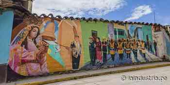 Otuzco: pintan murales en honor a la Virgen de la Puerta [Galería de fotos] - La Industria.pe