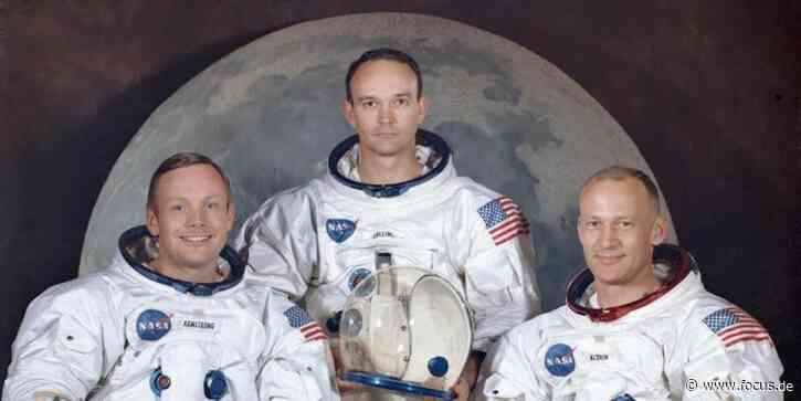 Michael Collins ist tot: Astronaut flog mit Neil Armstrong zum Mond - FOCUS Online