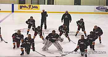 No Good Deeds Cup, but Mount Pearl City Tire Blues are still big winners: coach | The Telegram - The Telegram