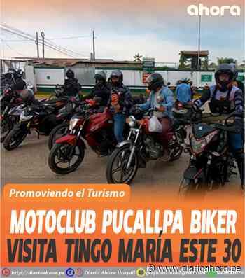 Motoclub Pucallpa Biker visita Tingo María este 30 - DIARIO AHORA