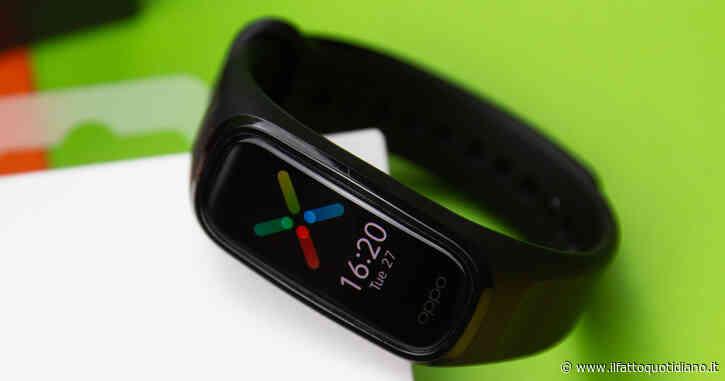 Oppo Band, recensione. Smartwatch affidabile e solido