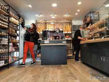 Une nouvelle boulangerie à Criquebeuf-sur-Seine - actu.fr