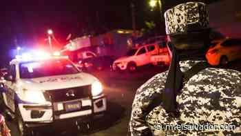 """PNC usa estrategia de """"spolay"""" en operativo de anoche en Cuscatancingo   Noticias de El Salvador - elsalvador.com"""