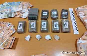 Nocera Inferiore, in possesso di hashish e cocaina: 33enne pusher in carcere - StileTV