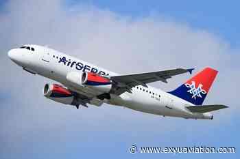 Air Serbia: Belgrade - Rostov-on-Don - EX-YU Aviation News