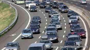 Auto ribaltata in A1, code nel pomeriggio tra Fidenza e Fiorenzuola - Gazzetta di Parma