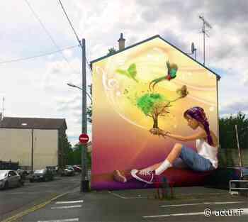 Bientôt une œuvre de street-art dans le centre-ville de Meaux - actu.fr