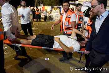 Two Montrealers among dead after stampede at religious festival in Israel