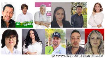 Alcaldía de Calvillo: ¿Quiénes son los candidatos? - Líder Empresarial