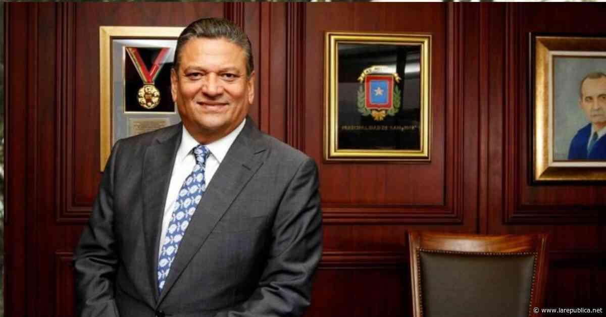 Johnny Araya pide adelantar vacuna para trabajadores municipales - Periódico La República (Costa Rica)