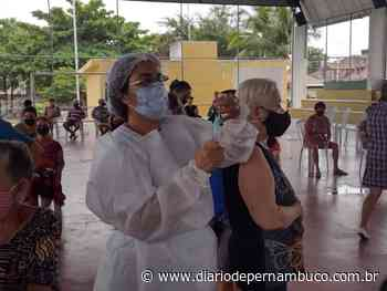 Abreu e Lima diz que estoques de vacinas para as duas doses estão garantidos - Diário de Pernambuco