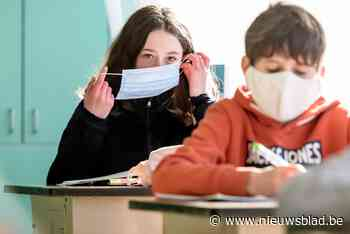 """Besmettingen in de Gentse scholen in dalende lijn: """"Maar we zijn er nog niet"""""""