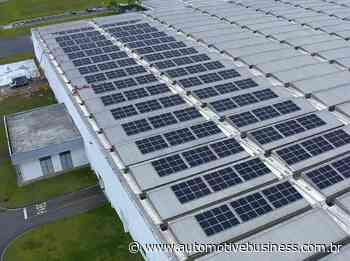 Fábrica da BMW em Araquari (SC) ganha painéis solares Placas fotovoltaicas vão reduzir emissão de carbono - Automotive Business