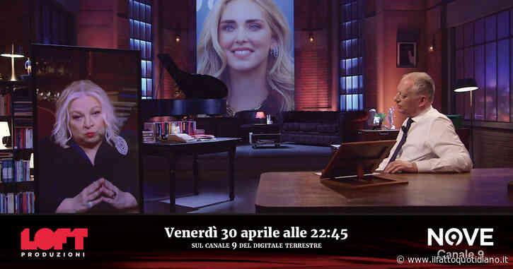 """Maria Giovanna Maglie a La Confessione (Nove) di Peter Gomez: """"La polemica con Ferragni? Chi vende mutande non faccia politica"""""""