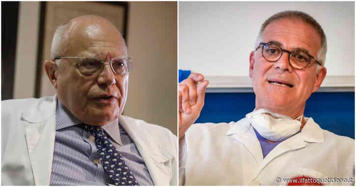 """Galli risponde a Zangrillo: """"Pronto soccorso del San Raffaele vuoto? Il professore fa egregiamente il rianimatore, meno il virologo…"""""""